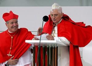 Benoît XVI - cardinaux - Ainsi soient-ils