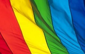 Drapeau gay - Ainsi soient-ils