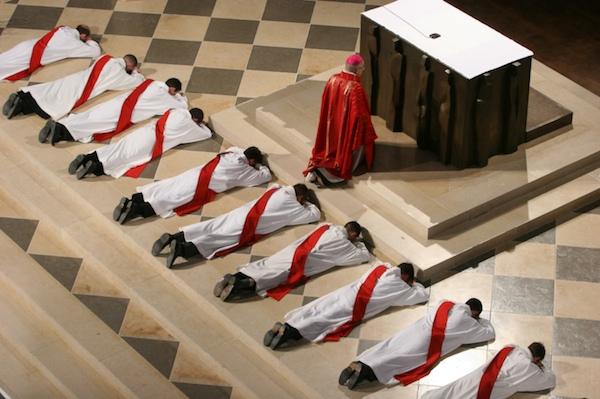 Ordinations à Paris - Ainsi soient-ils