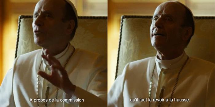 Ainsi soient-ils, pape