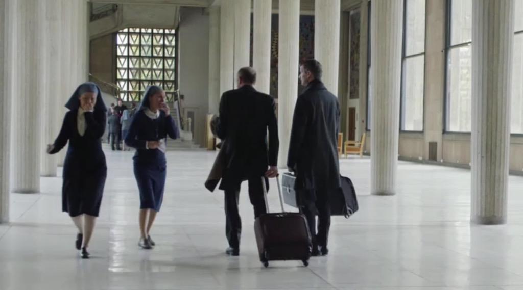 Les religieuses nunuches, dans Ainsi soient-ils