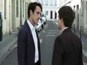 Raphaël et le mari de son ex